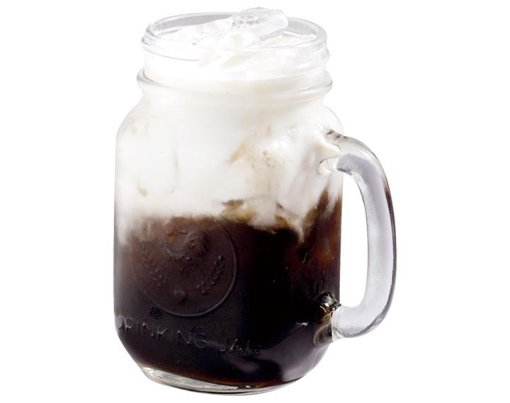仙草鮮奶茶(氷・温)