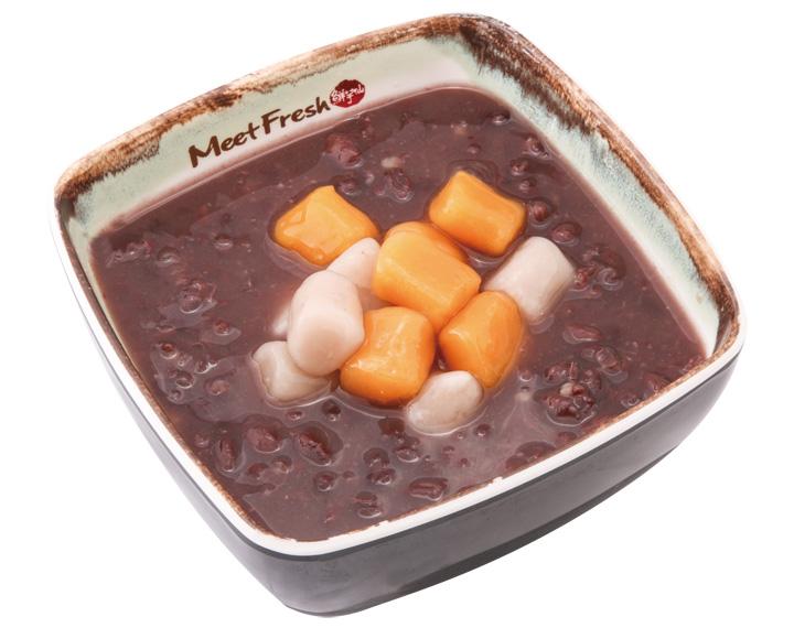 芋園紅豆湯(温)